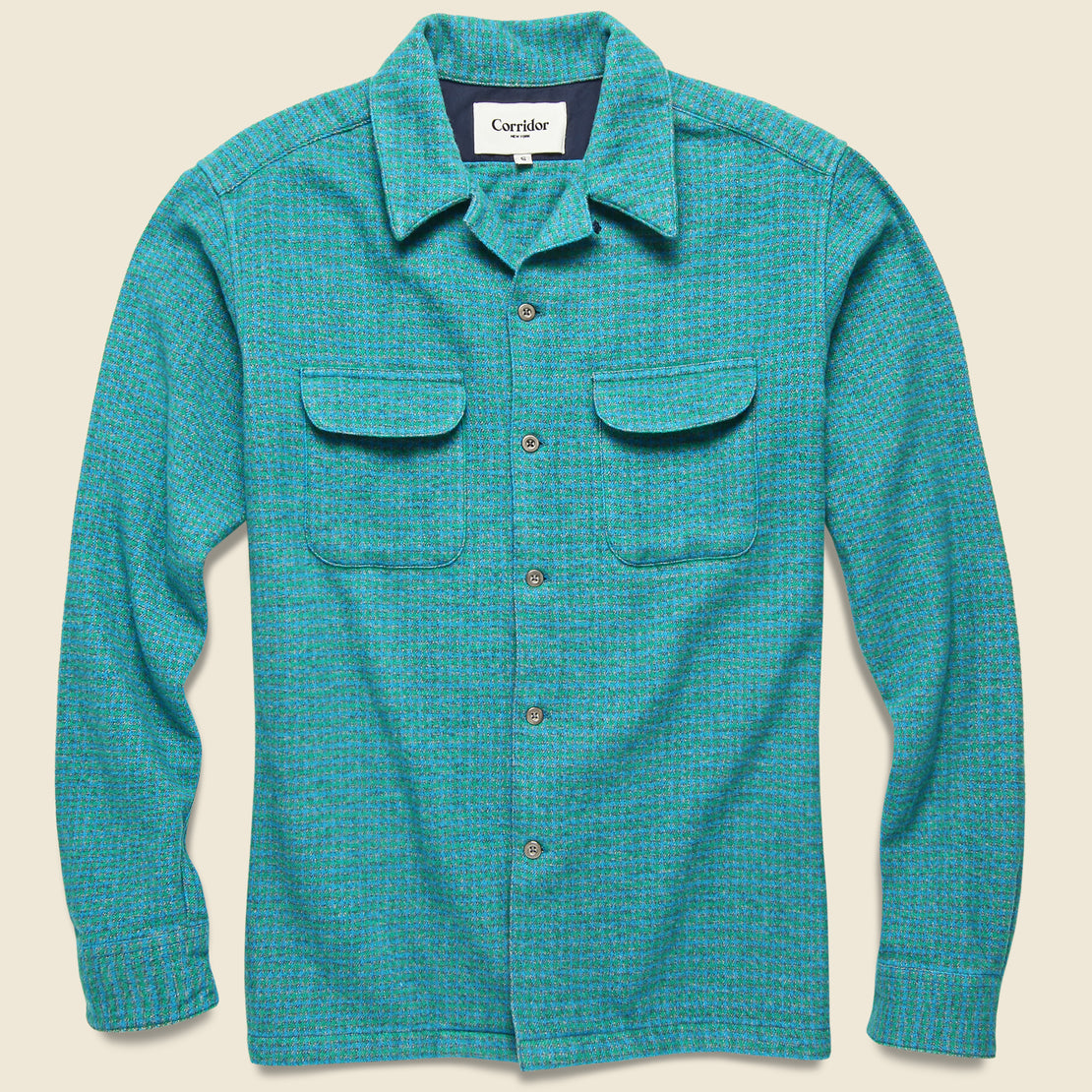 Corridor Jewel Tone Workshirt - Jewel