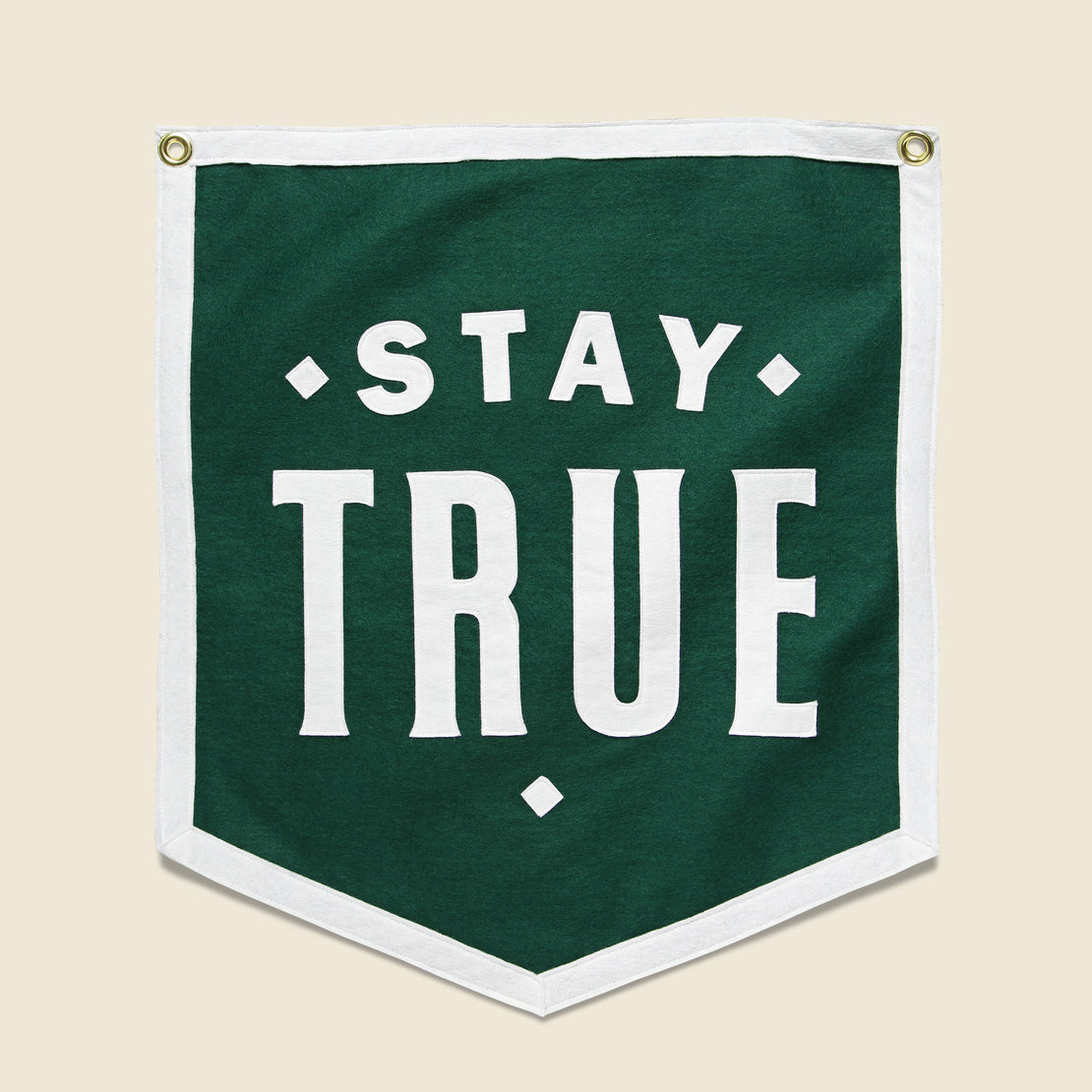 Oxford Pennant Stay True Pennant
