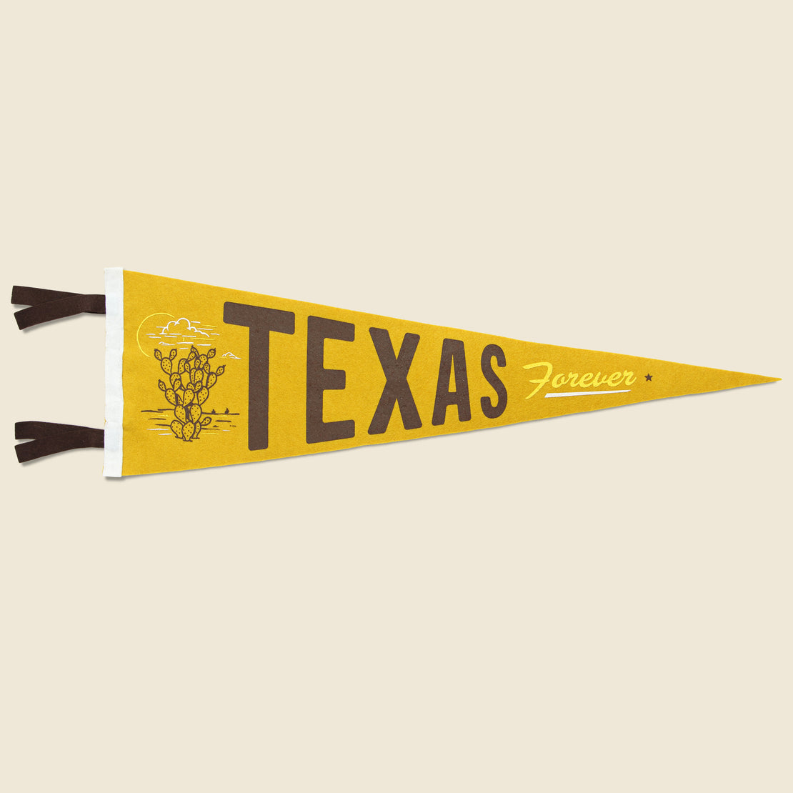 Oxford Pennant Texas Forever Pennant