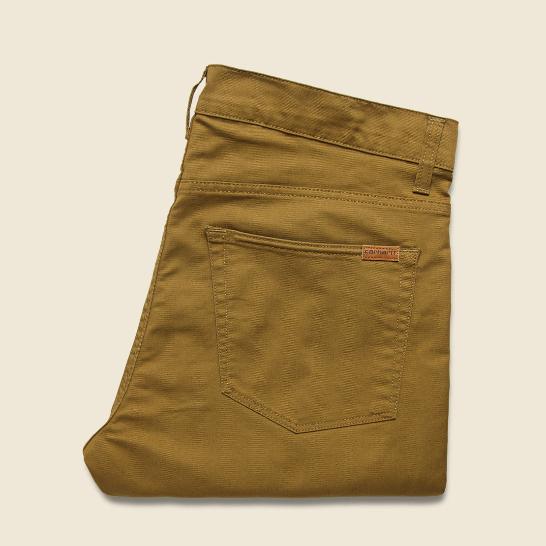 Vicious Pant - Hamilton Brown - Carhartt WIP - STAG Provisions - Pants - Twill