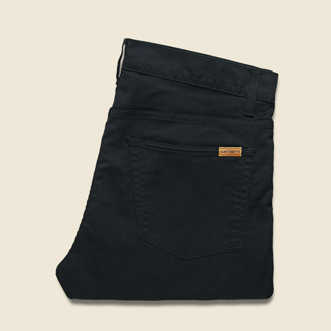 Vicious Pant - Black - Carhartt WIP - STAG Provisions - Pants - Twill