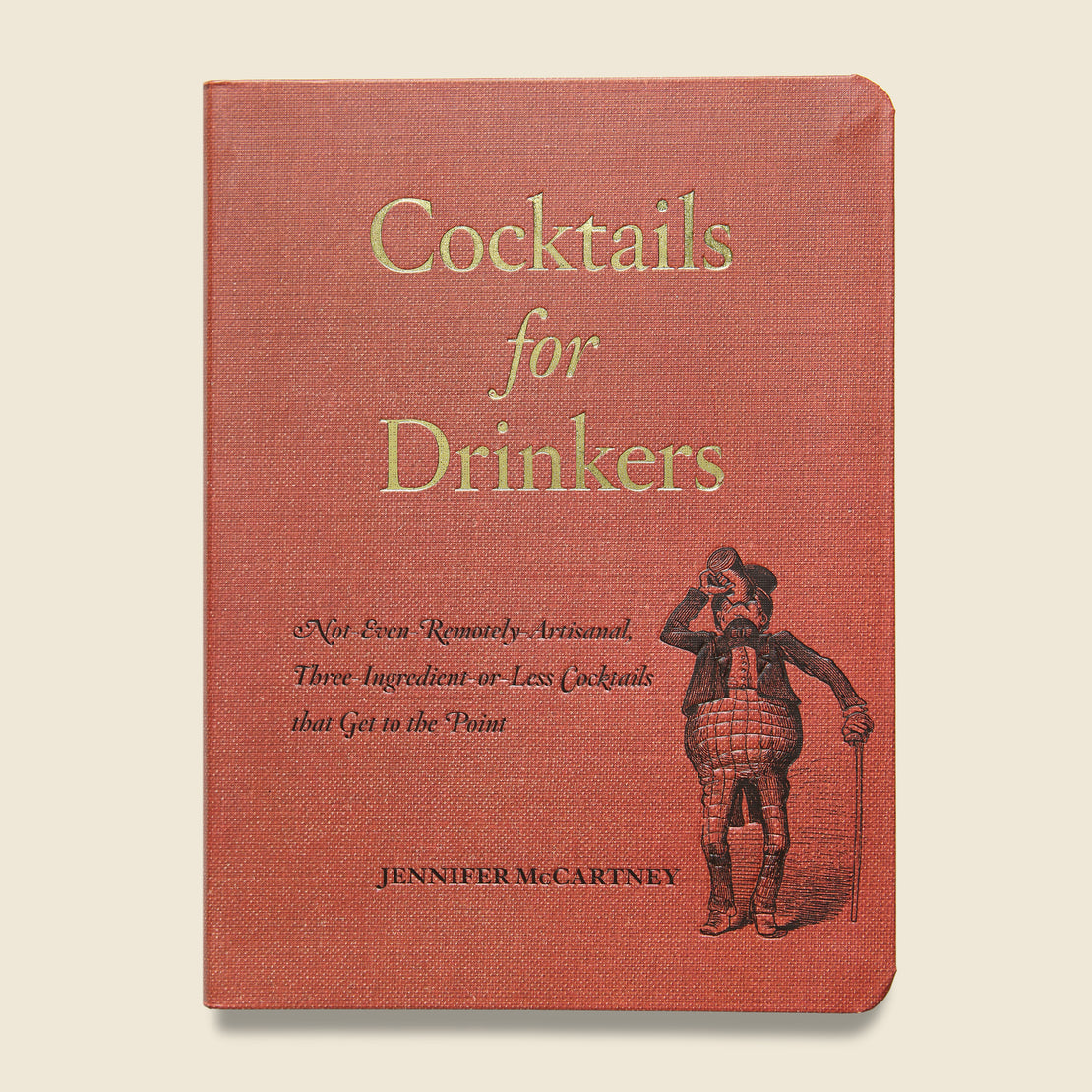 Bookstore Cocktails for Drinkers - Jennifer McCartney