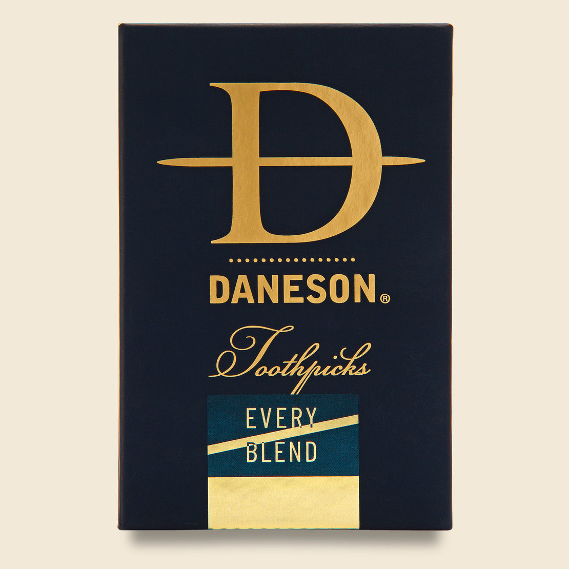 Daneson Four-Pack Toothpicks - Every Blend