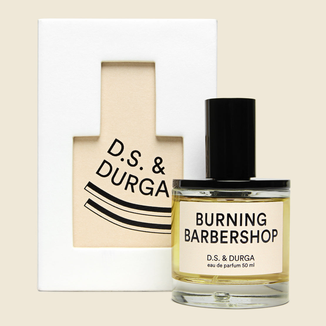 D.S. & Durga Burning Barbershop Cologne