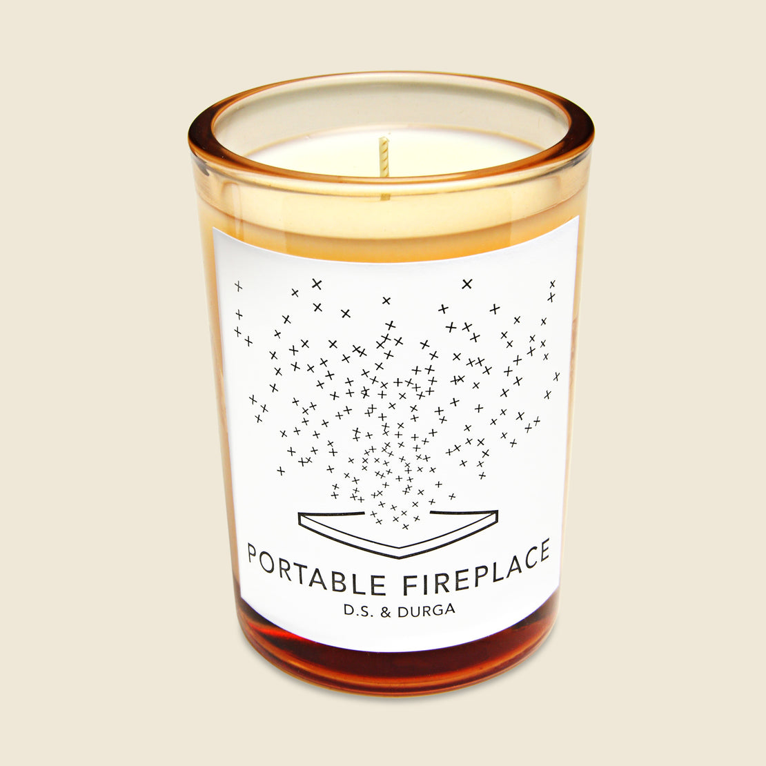Candle - Portable Fireplace - D.S. & Durga - STAG Provisions - Gift - Candles