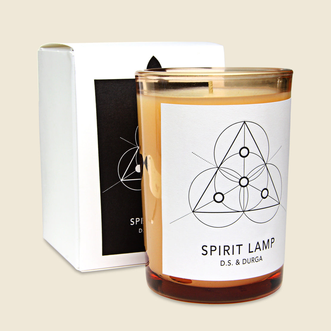 D.S. & Durga Candle - Spirit Lamp
