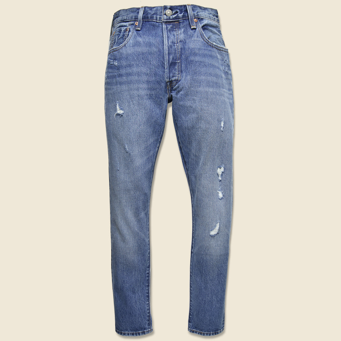 Levis Premium 501 Skinny - Before Dawn