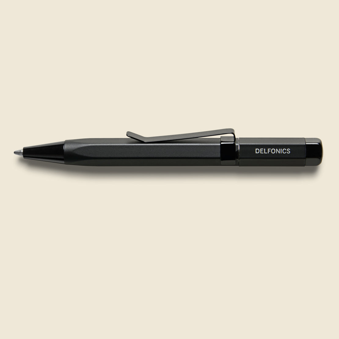 Paper Goods Legend Ball Twist Pen - Black