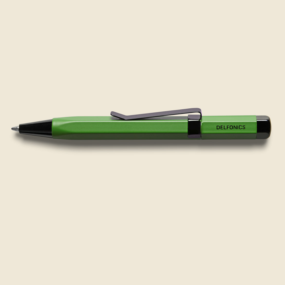Paper Goods Legend Ball Twist Pen - Green