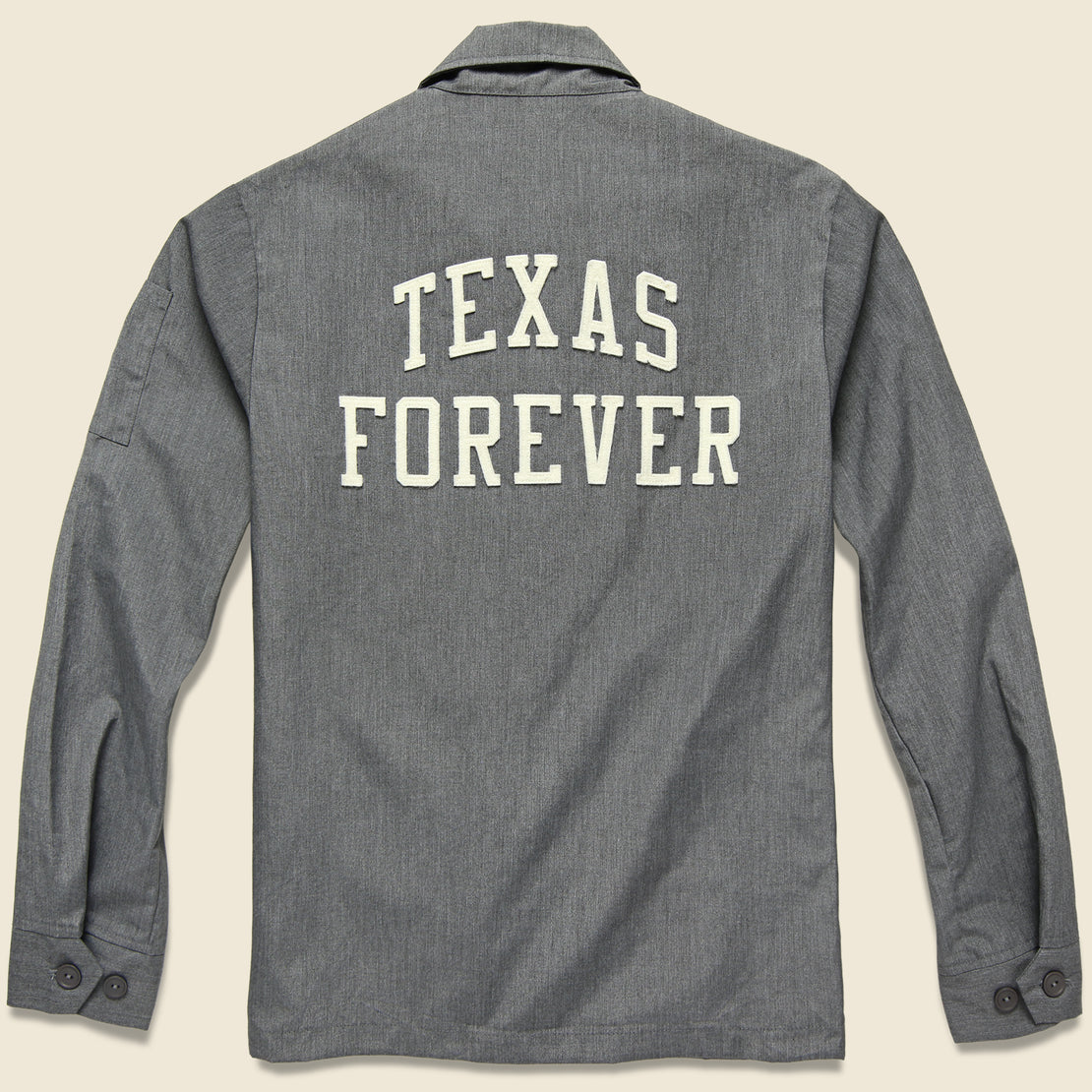 Texas Forever Work Jacket - Grey