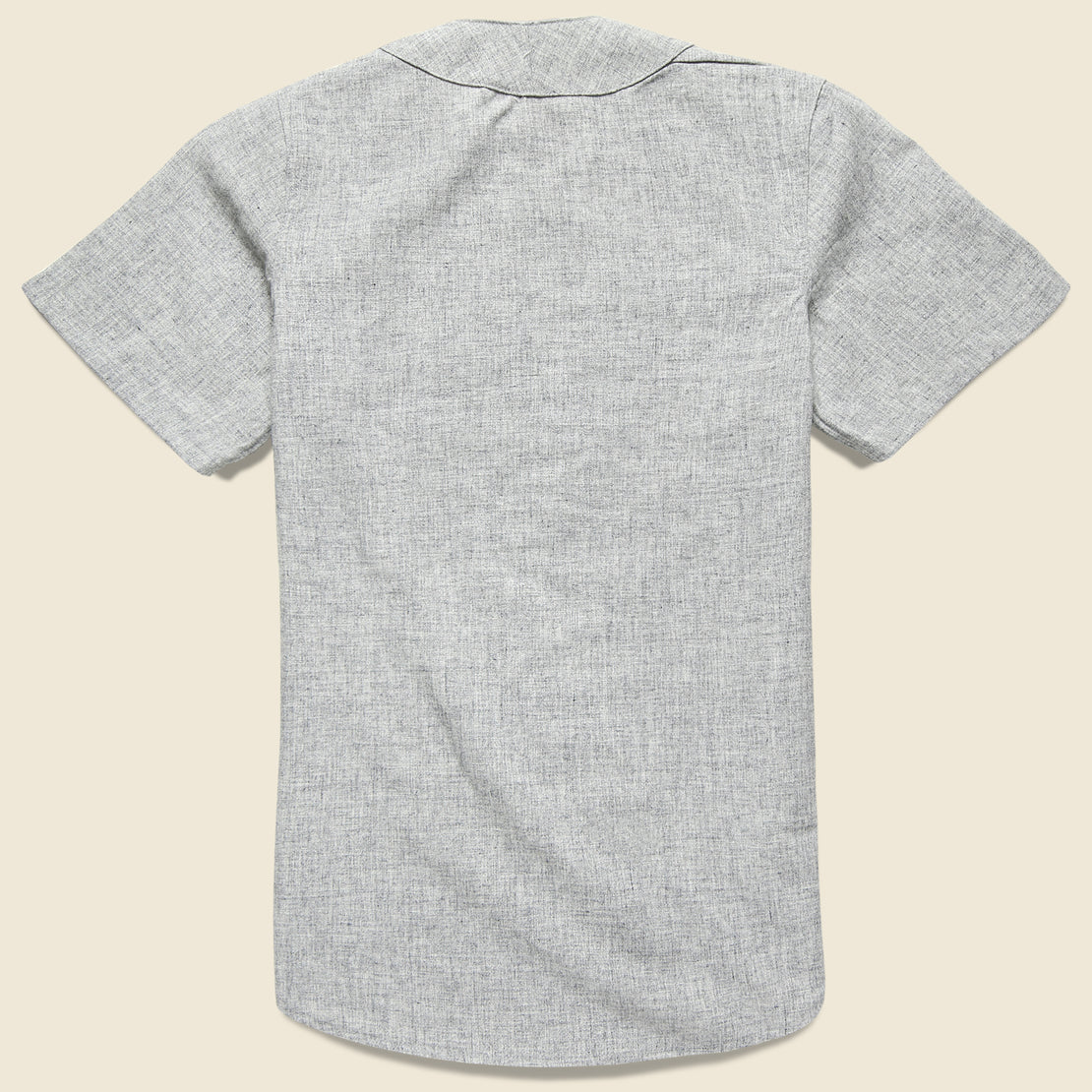 Texas Baseball Jersey - Grey