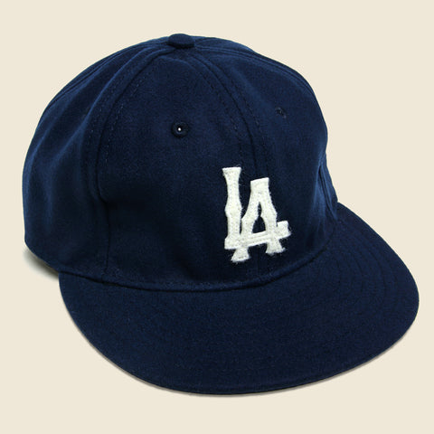 cb33e42c1d9 STAG Exclusive Los Angeles Dodgers Hat - Navy - Ebbets Field Flannels -  STAG Provisions -