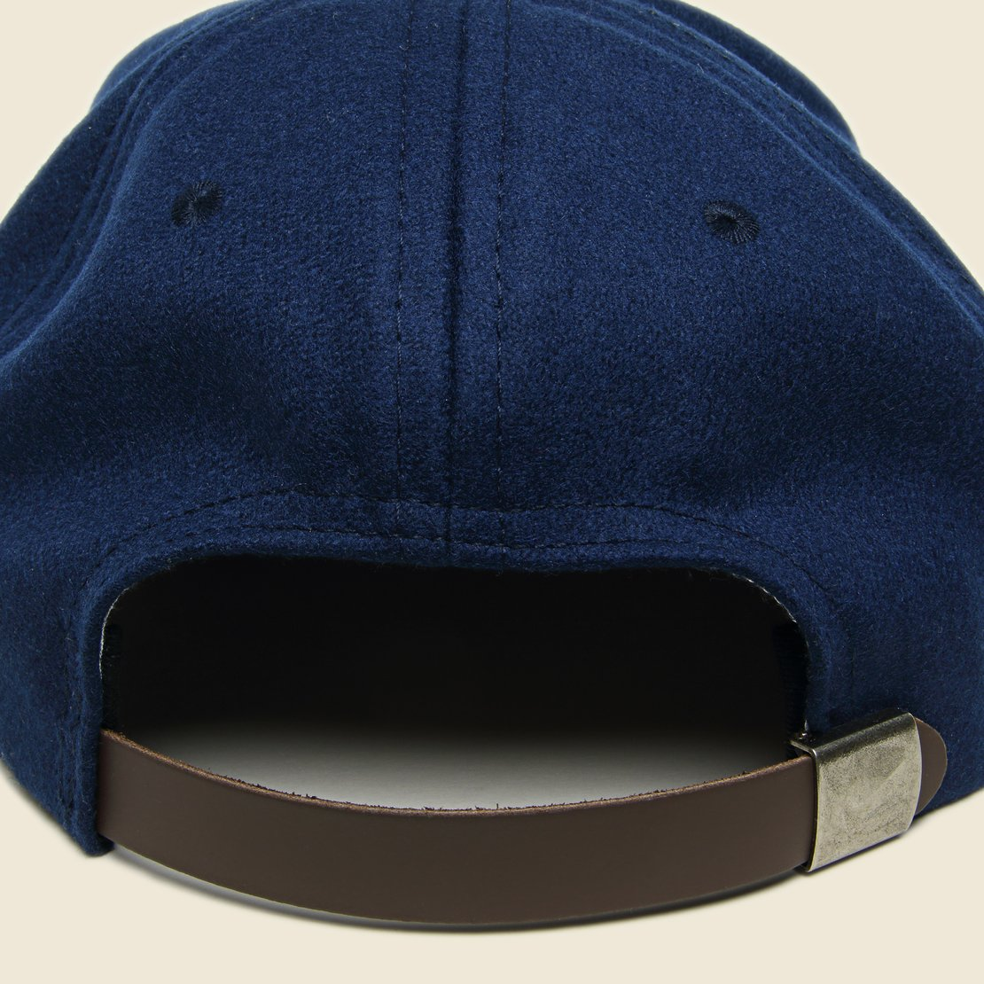 Houston Buffaloes Hat - Navy/Orange