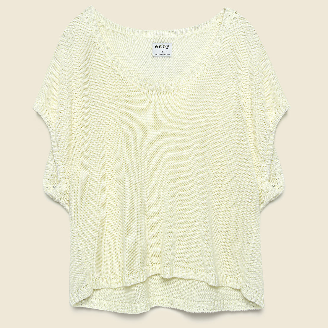 Esby Laurel Sweater - Quartz