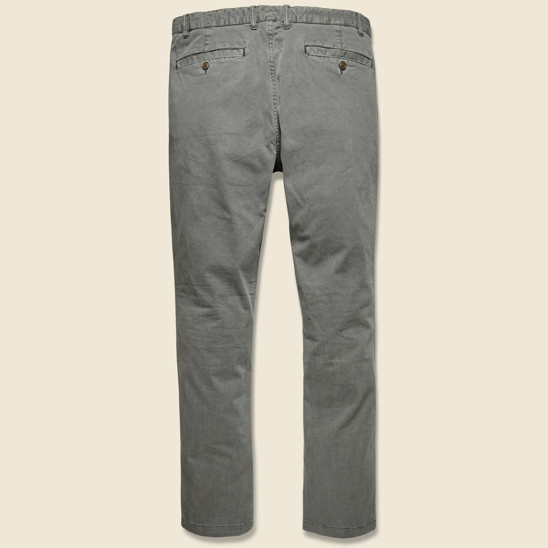 Comfort Canvas Trouser - Ash