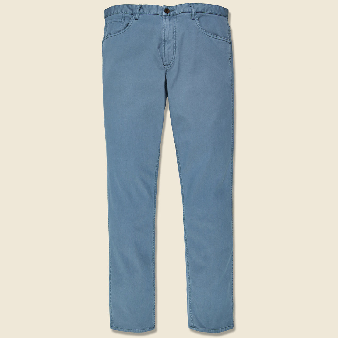 Faherty Comfort Twill Jean - Washed Blue