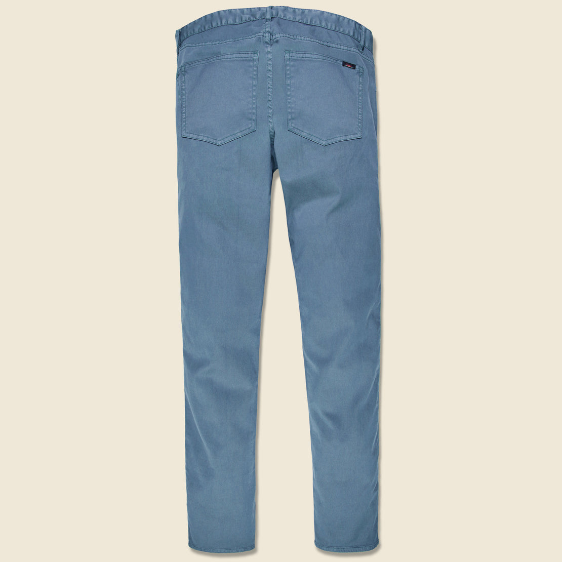 Comfort Twill Jean - Washed Blue