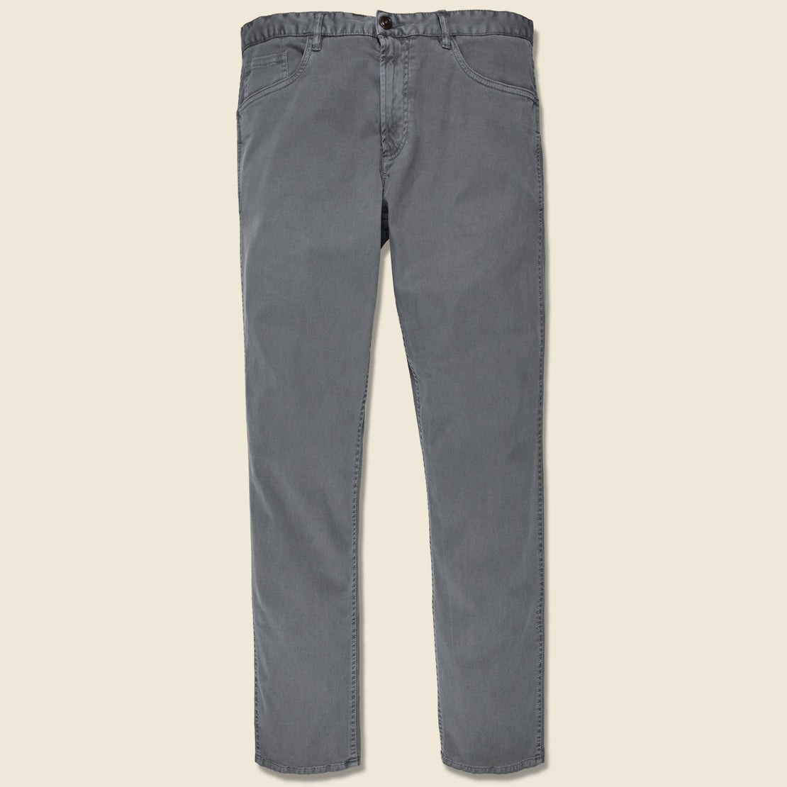 Faherty Comfort Twill Jean - Rugged Grey