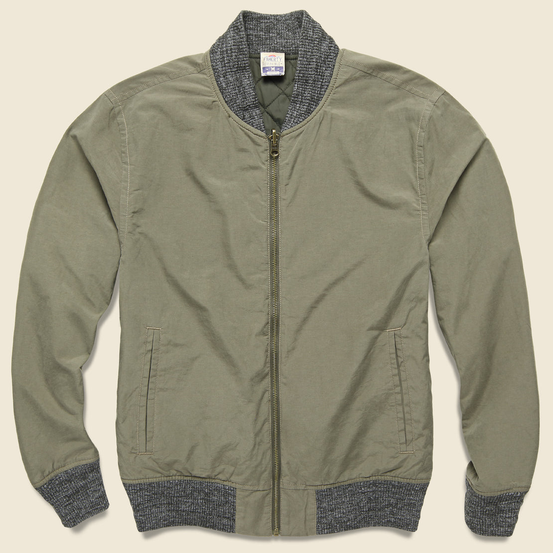 Surplus Bomber - Dark Olive