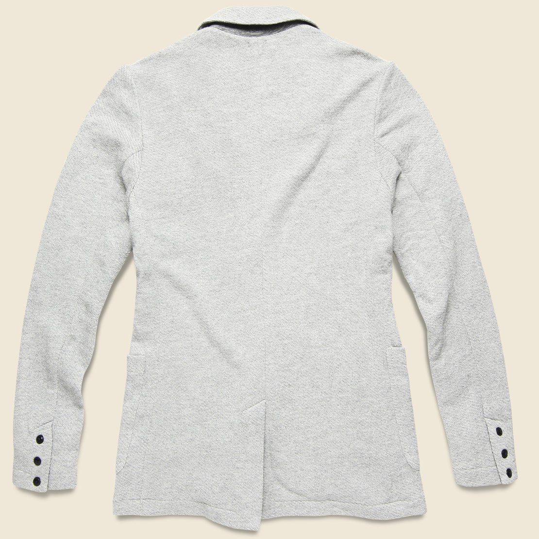 Interloop Blazer - Light Grey Heather