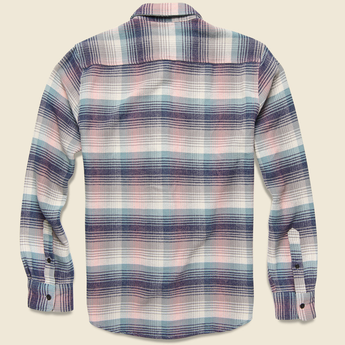 Belmar Shirt - Old Coast Serape