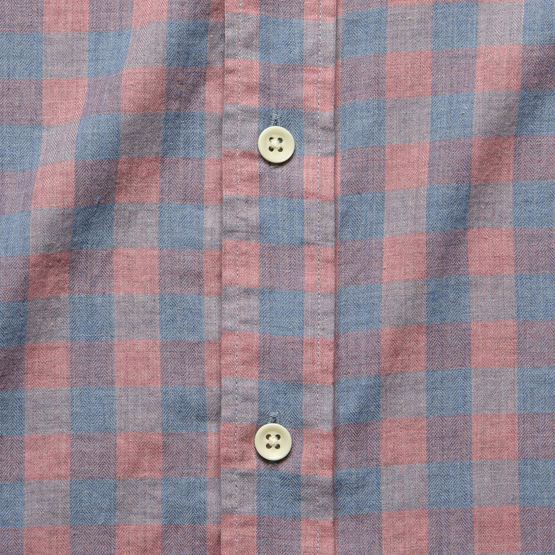 Everyday Shirt - Ojai Rose Check