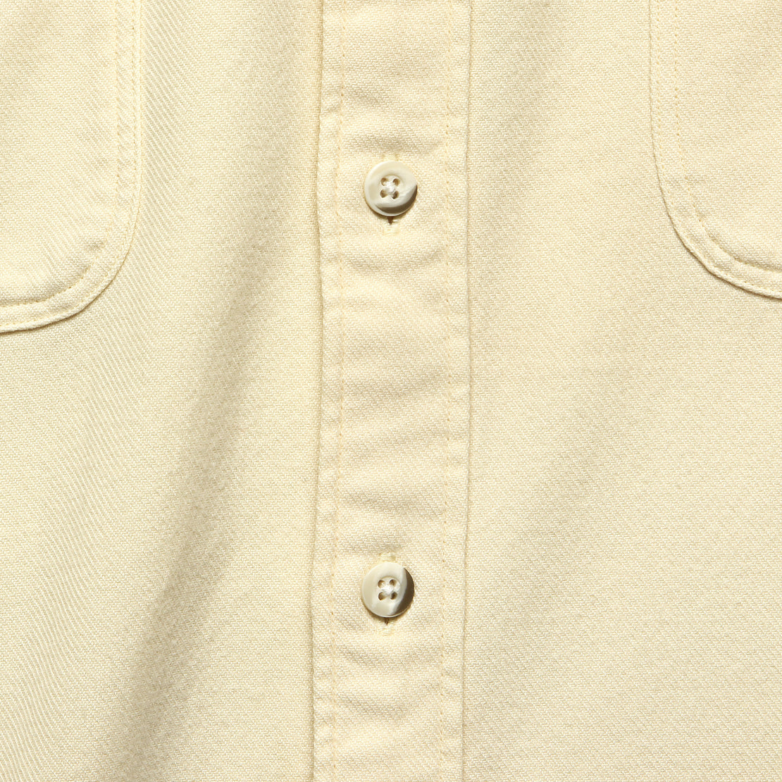 Brushed Alpine Flannel - Cream