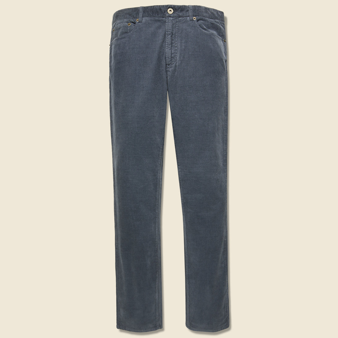 Faherty Stretch Corduroy Pant - Navy