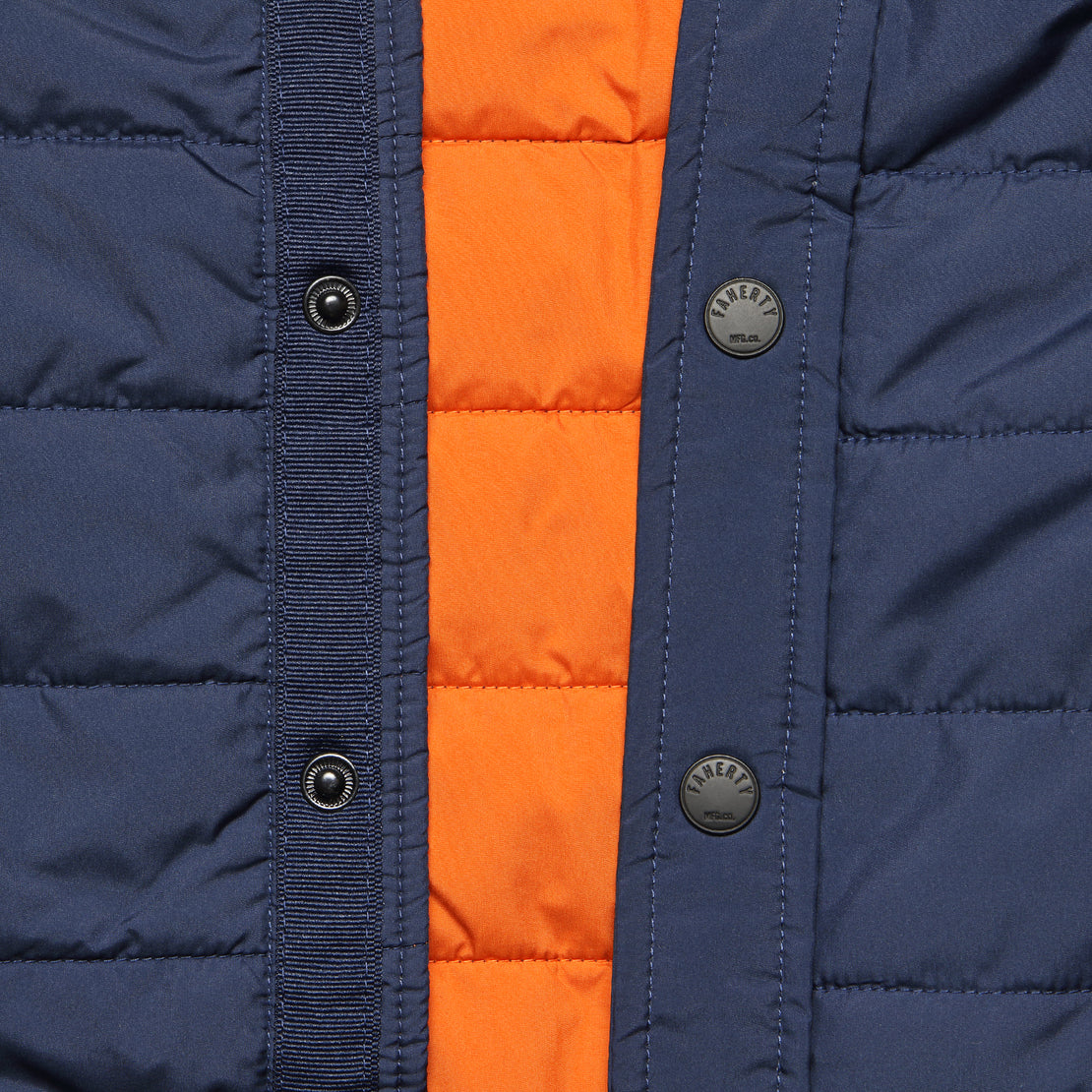 Atmosphere Packable Jacket - Navy