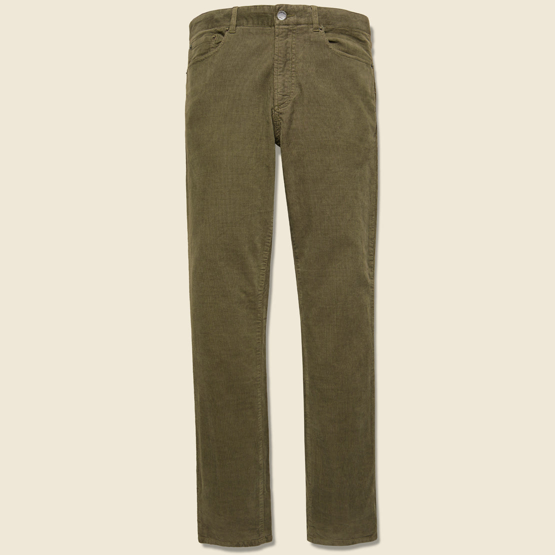 Faherty Stretch Corduroy Pant - Timber