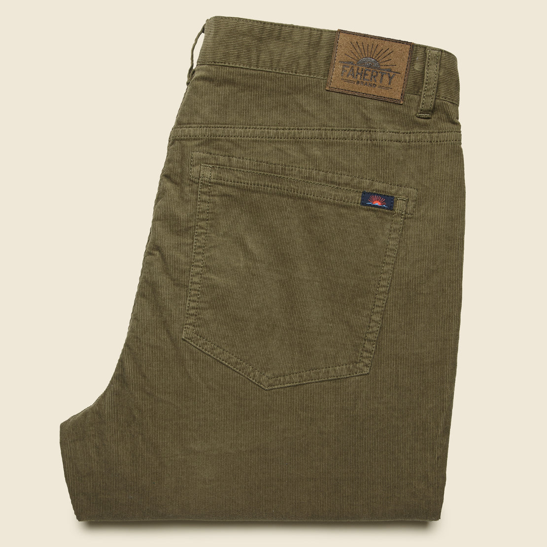 Stretch Corduroy Pant - Timber