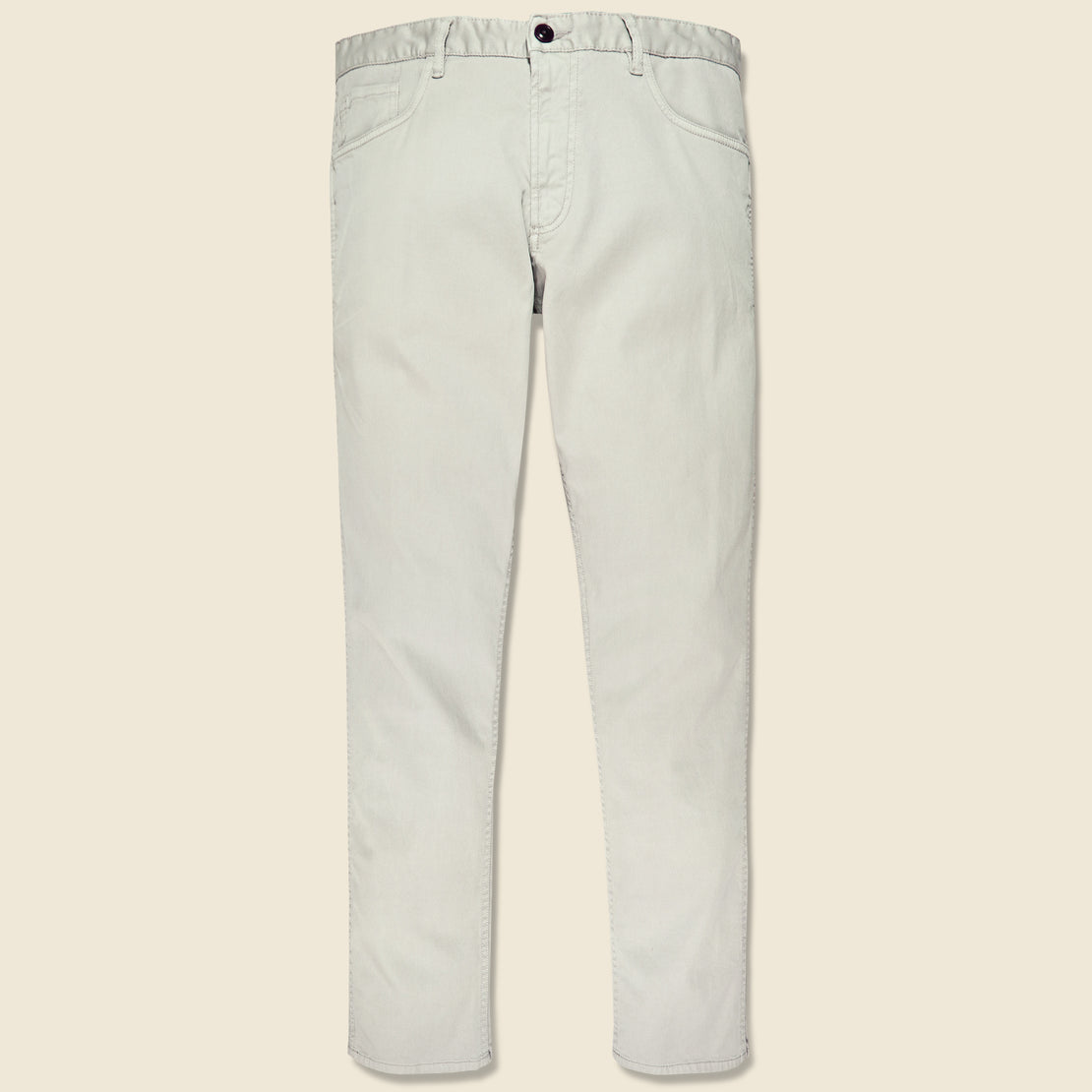 Faherty Comfort Twill Jean - Stone