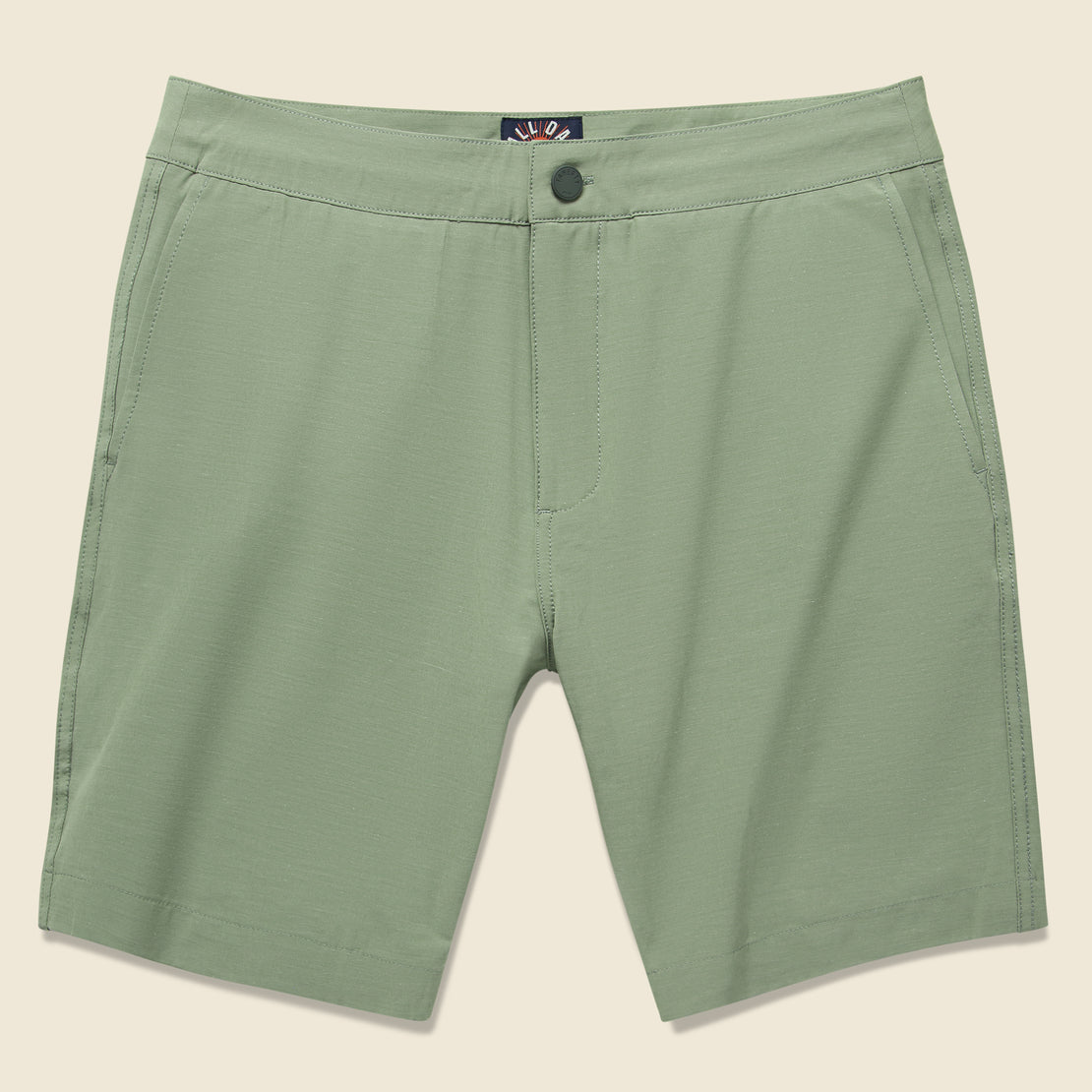 Faherty All Day Short - Olive