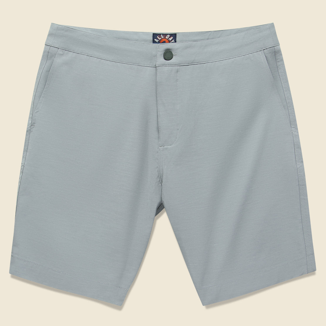 Faherty All Day Short - Ice Grey