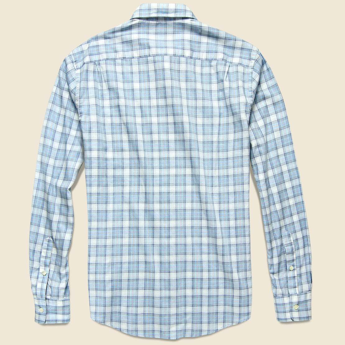 Ventura Shirt - Teal/White/Coral