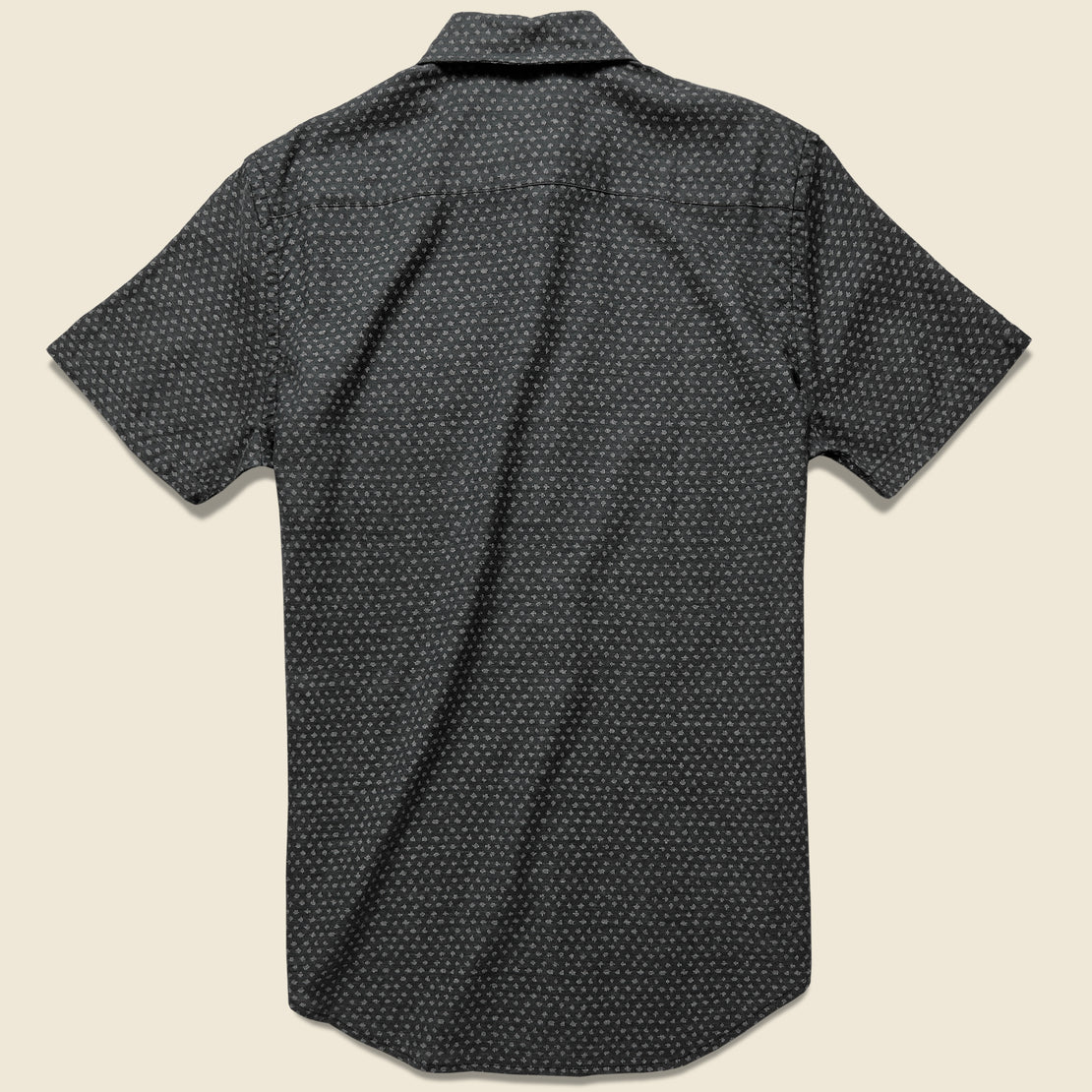 Pacific Shirt - Black Fleck