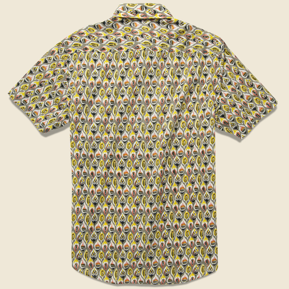 Pacific Shirt - Blue/Green