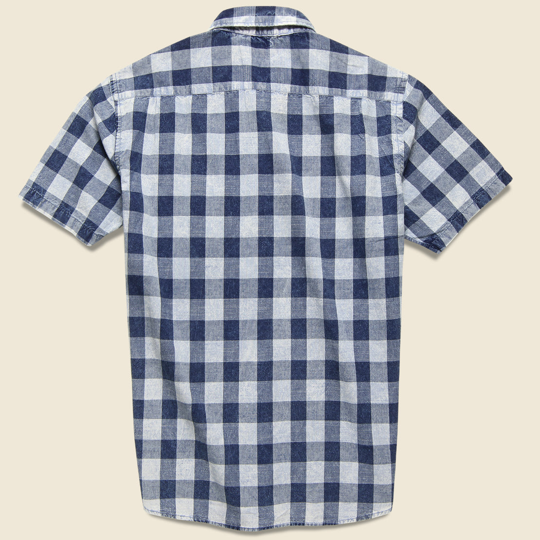 Ventura Shirt - Workwear Buffalo Blue