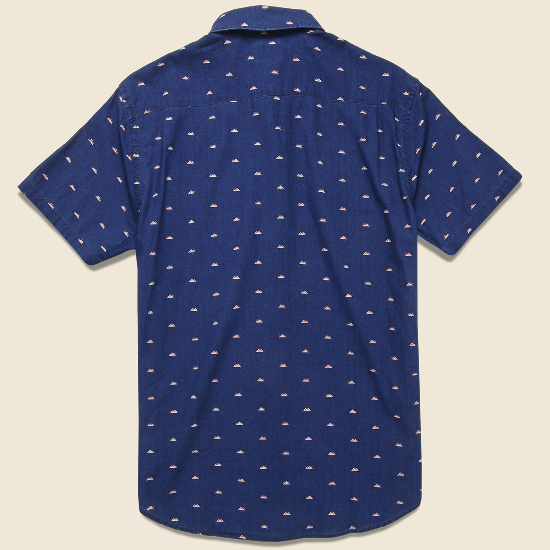 Coast Shirt - Sunrise Indigo