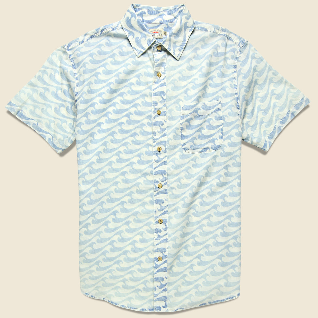Faherty Coast Shirt - Epic Peaks