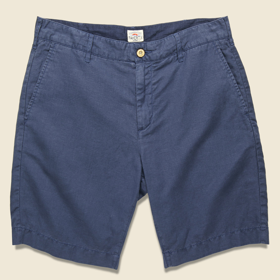 Faherty Malibu Short - Dark Navy