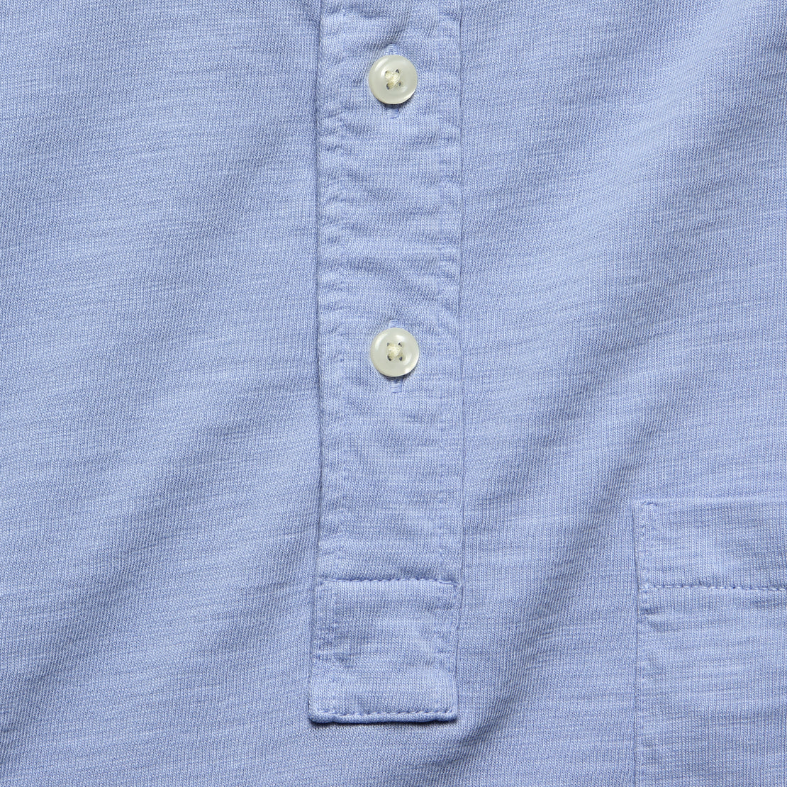 Garment Dyed Polo - Lilac