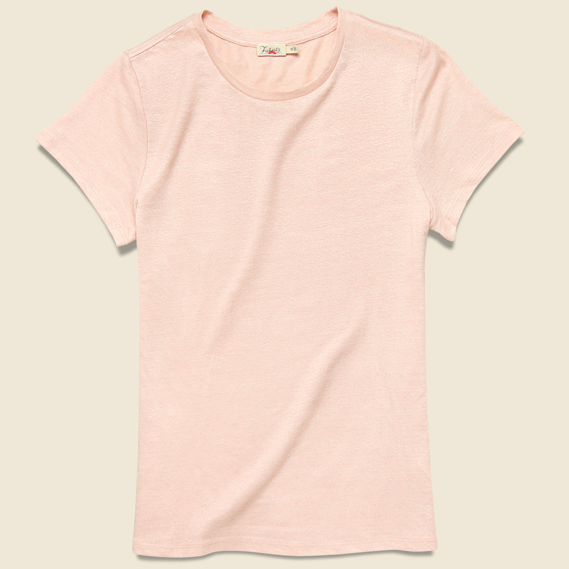 Faherty Didion Tee - Lotus