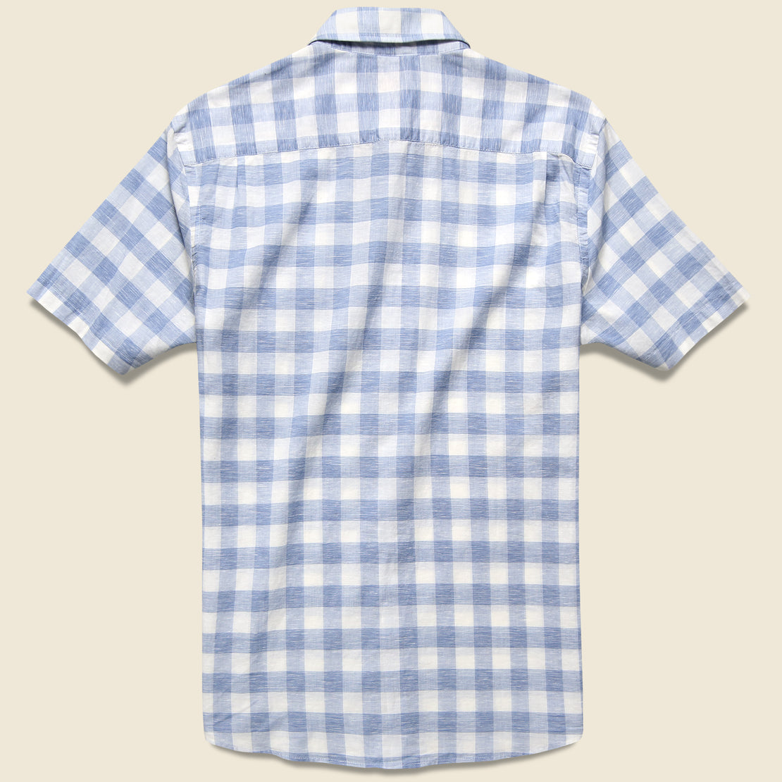 Cloud Blend Shirt - Blue Riptide