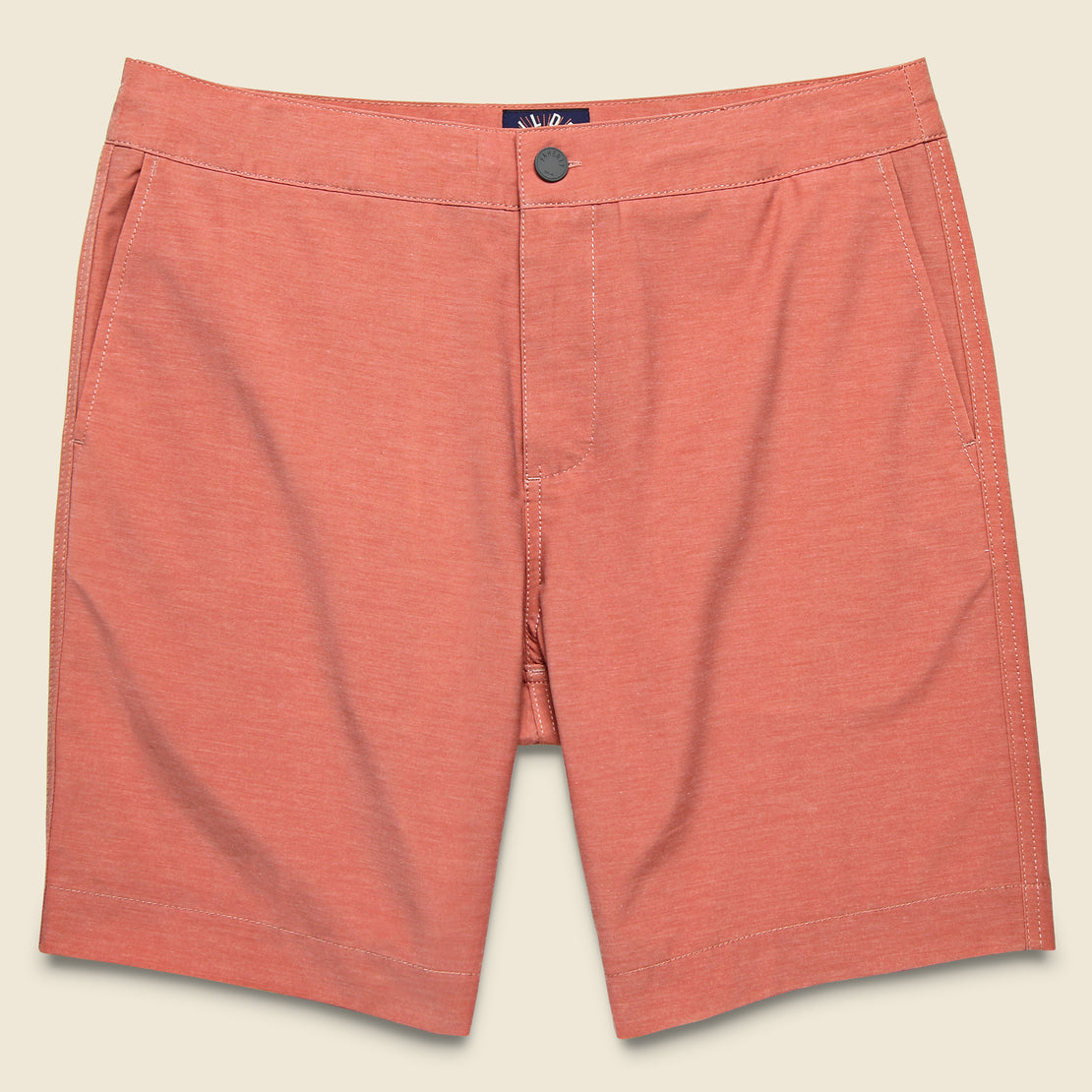 Faherty All Day Short - Venice Red