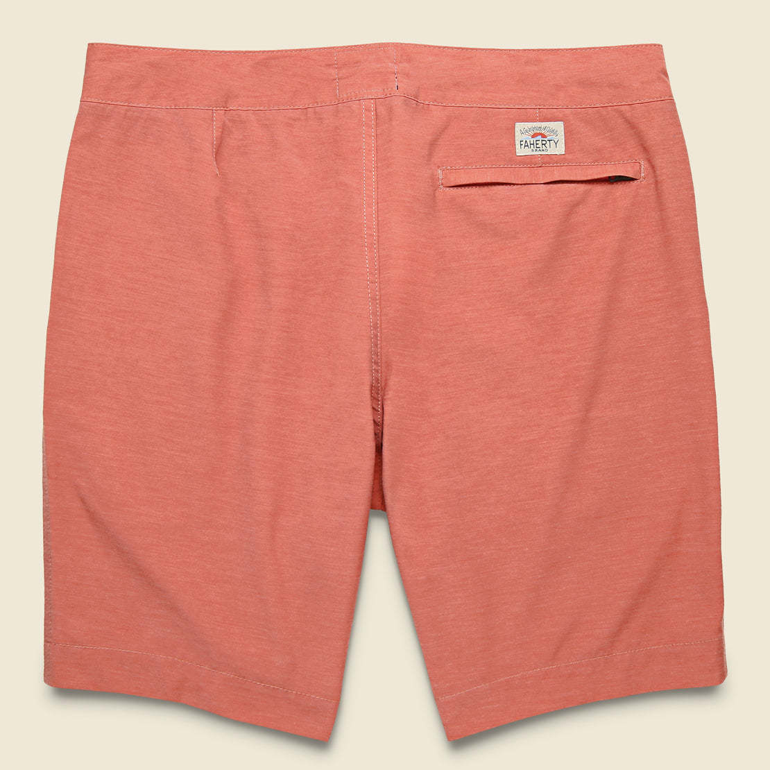 All Day Short - Venice Red