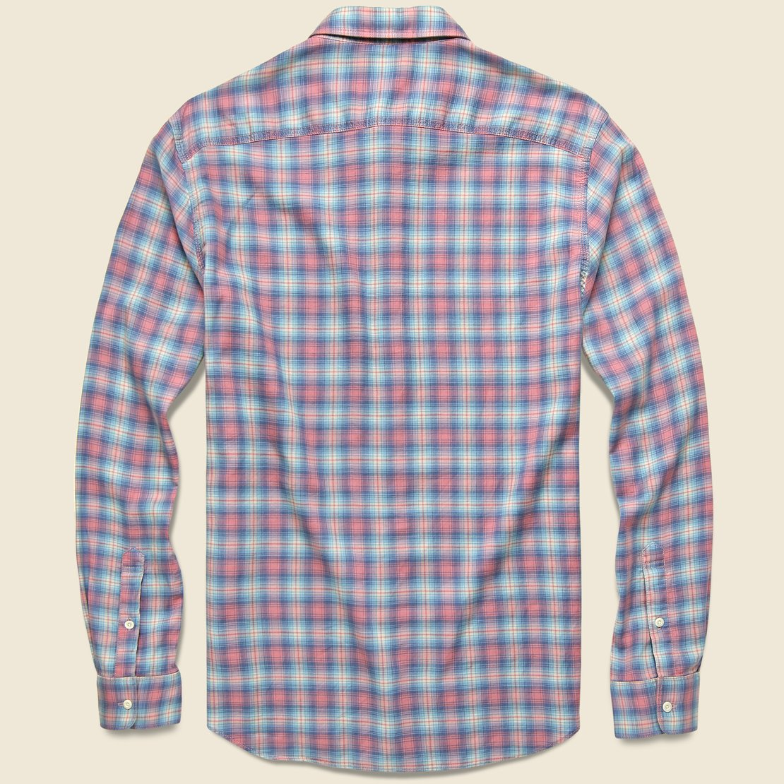 Everyday Shirt - Summerland Plaid
