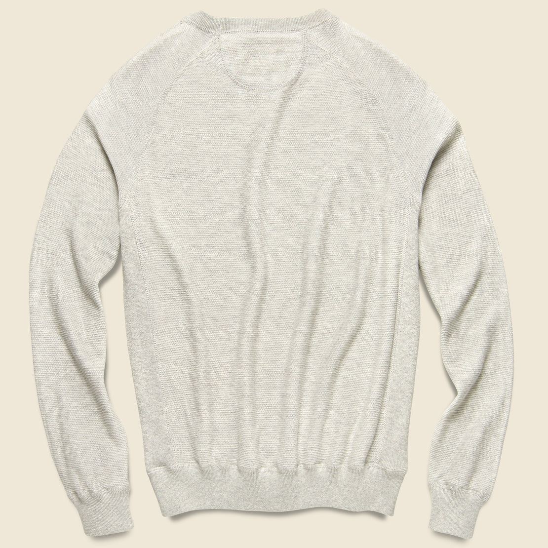 Coastline Crewneck - Heather Grey