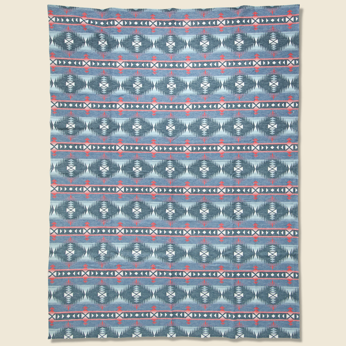 Faherty Adirondack Blanket - Midnight Jewel