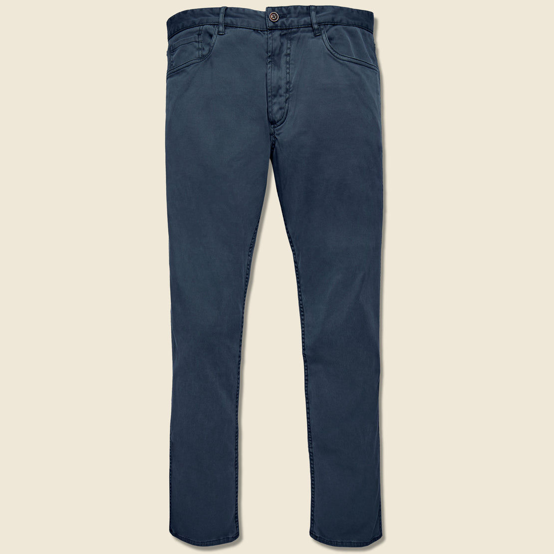 Faherty Comfort Twill Jean - Navy